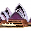 Opera house Vector Illustration - Stock Vector