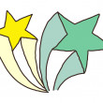 hvězda kometa vektorové ilustrace — Stock vektor
