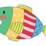 Vector Fish — Stock Vector