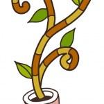 Vector Flowerpot — Stock Vector #13466285