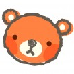 Vector bear — Stock Vector