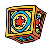 Toy Vector Illustration — Stock Vector