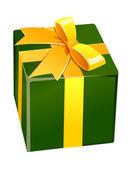 Gift box. — Stock Vector