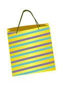Shopping bag — Stock Vector