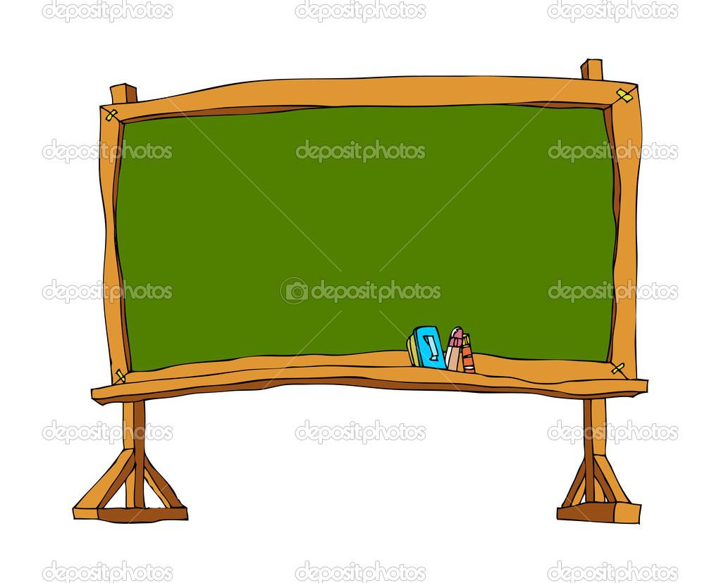 黑板矢量图 — 矢量图片作者