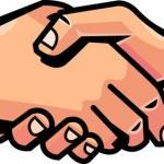 Handshake — Stock Vector #45106861