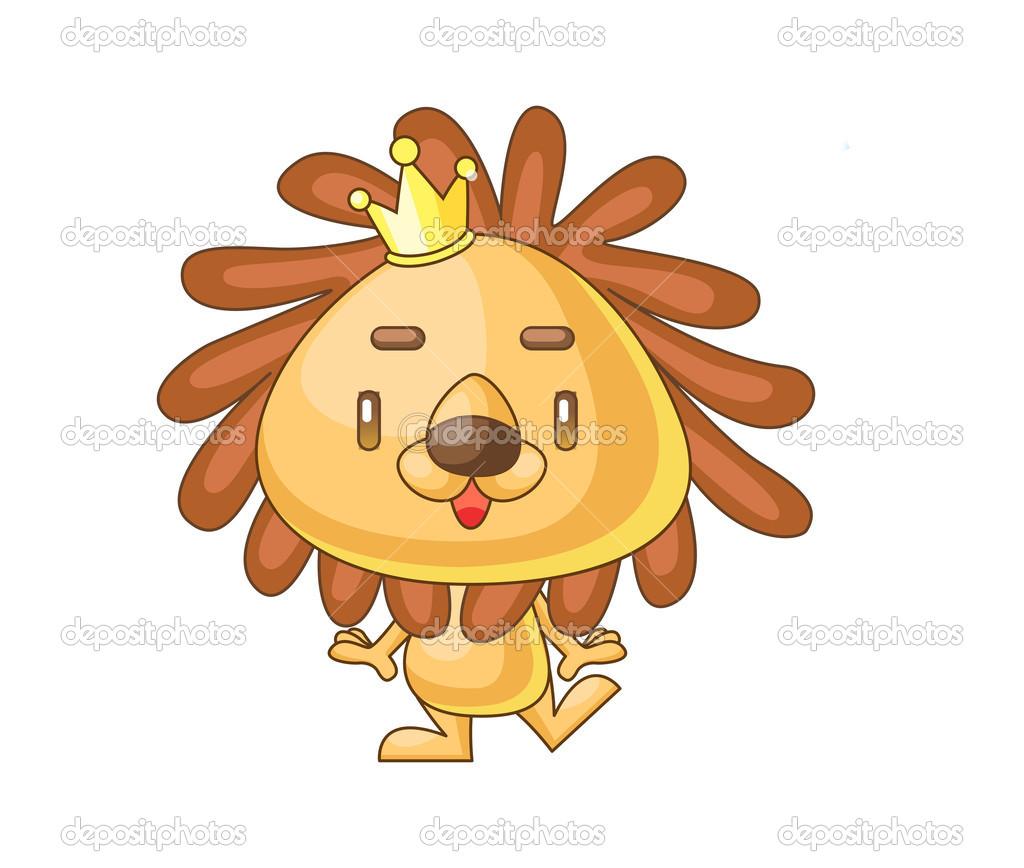 狮子王 — 图库矢量图像08