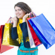 From shopping — Stock Photo #20317983