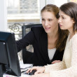 Young businesswomen — Stock Photo #21862441