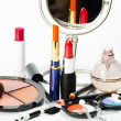 Royalty-Free Stock Photo: Makeup Collection