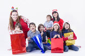 クリスマスの時間 — ストック写真