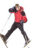 Ski Suit — Stock Photo