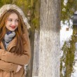 Winter Portret — Stock Photo #41393217