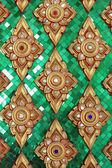 Kanok pattern — Stock Photo