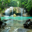 Stock Photo: Waterfall in Thailand