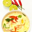 Stock Photo: Tom Yum,Thai style spicy soup