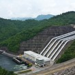 Stock Photo: Hydroelectric Power plant