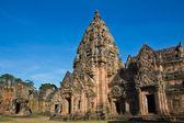 在泰国著名的高棉艺术圣殿 — 图库照片