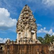 Old Khmer art sanctuary in Thailand — Stock Photo #14138113