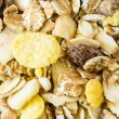 Stock Photo: Muesli Close up