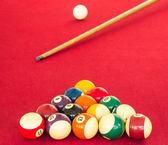 игры бассейн — Стоковое фото