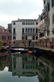 Strada di venezia — Foto Stock