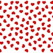 Background from hearts — Stock Photo #19517773