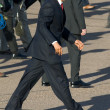 President Barack Obama in Arizona — Stock Photo