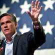 Mitt Romney appears at town hall meeting in Mesa, AZ — Stock Photo #36786189