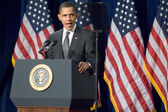 President Barack Obama — Stock Photo