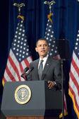 President Barack Obama — Stockfoto