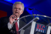 Former Governor Buddy Roemer — Stock Photo