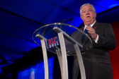 Mississippi Governor Haley Barbour — Stock Photo