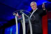 Former Speaker of the House Newt Gingrich — Foto Stock