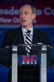 Congressman Thaddeus McCotter (R - MIchigan) — Stock Photo