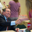 Former Governor Mike Huckabee — Foto de stock #36850859