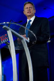Former Governor Gary Johnson (R - New Mexico) — Stockfoto