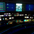 NASA Space Flight Operations Center at the Jet Propulsion Laboratory — Stock Photo