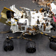 Stock Photo: NASMars Science Laboratory, also known as Curiosity