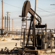 Pumping oil in Kern County, California — Stock Photo #40258819