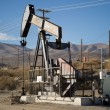 Pumping oil in Kern County, California — Stock Photo #40258849