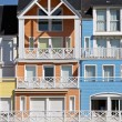 Colorful Normandy houses — Stock Photo #12874667