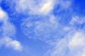 Peaceful sky — Stock Photo