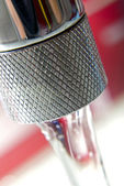 Faucet with water — Stock Photo