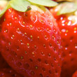 Fresh organic strawberries — Stock Photo #21647431