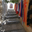 Lindos Streets and Passageways — Stock Photo #13384222