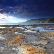 Dorset Kimmeridge bay — Stock Photo