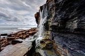 Waterfall Dorset — Stock Photo
