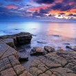 Kimmeridge bay Dorset — Foto Stock