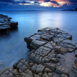 Kimmeridge bay Dorset — Stock Photo